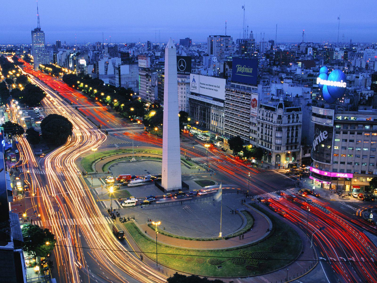 Buenos Aires - Av Corrientes