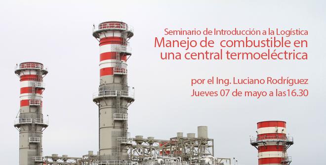 Manejo de  combustible en una central termoeléctrica