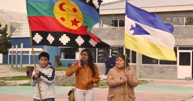 """Comenzaron las actividades por el 11 de octubre: """"Descolonizar nuestros pensamientos"""""""