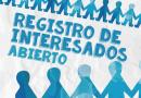 Registro de Interesados Dip. en Educación para la Paz