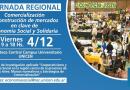 """Jornada Regional """"Comercialización y Economía Social y Solidaria"""""""