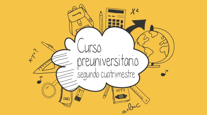 Curso Preuniversitario 2017