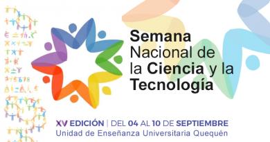 XV Semana Nacional de la Ciencia y la Tecnología