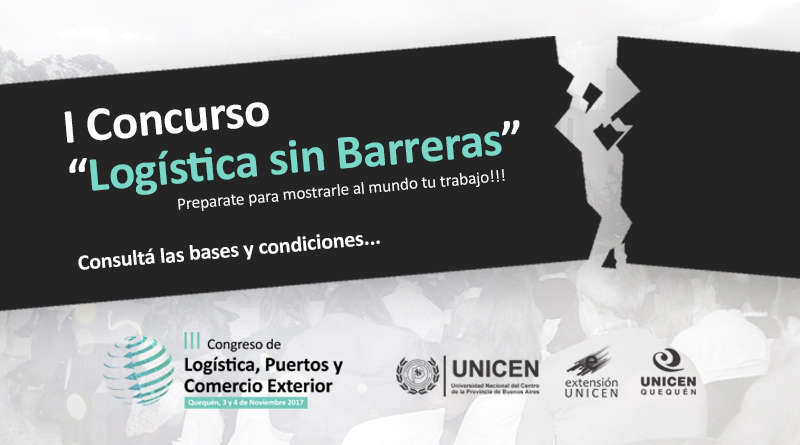 """Concurso """"Logística sin barreras"""""""