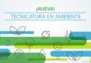 Tecnicatura en Ambiente: INSCRIPCIÓN HASTA EL 9/3