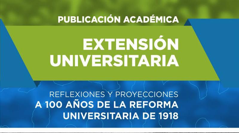 Concurso para una publicación académica sobre Extensión
