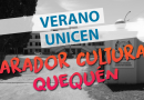 Actividades seleccionadas para el Parador Cultural 2018