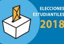 Convocatoria a Elección de Representantes Alumnos ante los Consejos Superior y Académico