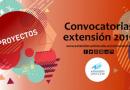 VI Convocatoria a Proyectos de Extensión 2019