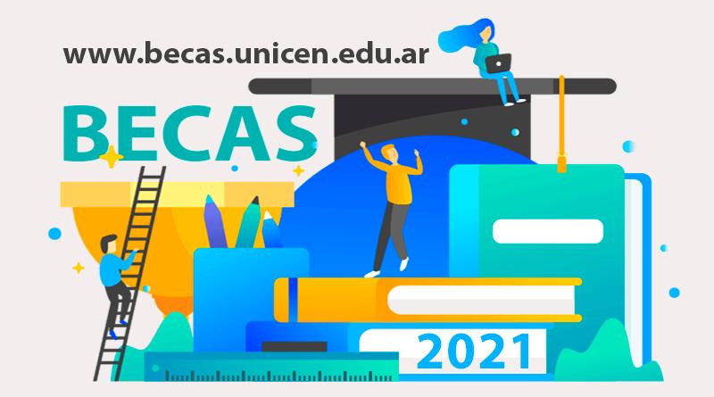 Convocatoria Programa de Becas 2021 para ingresantes y reinscriptos