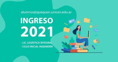 INGRESOS 2021