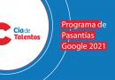 Convocatoria pasantías Google Argentina