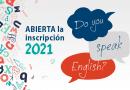 Abierta la inscripción a curso online de idioma inglés